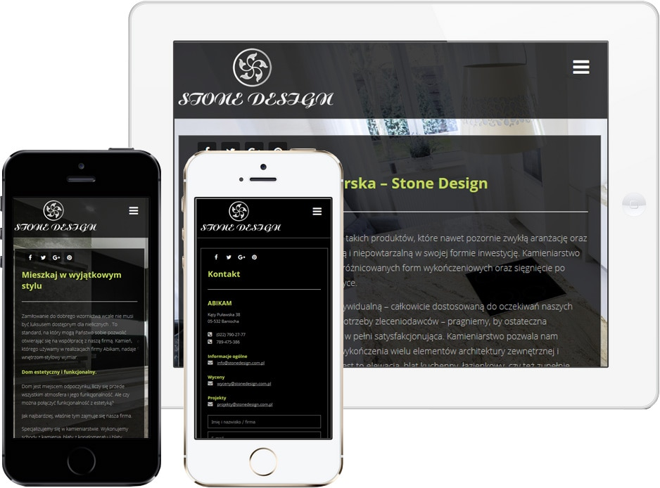 Stone workshop – Stone Design
