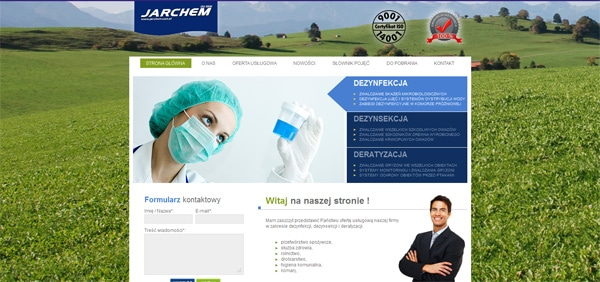 Jarchem - pest control, fumigation and disinfection
